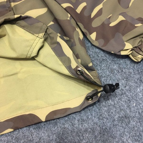 Astroworld Camouflage hoodie quality