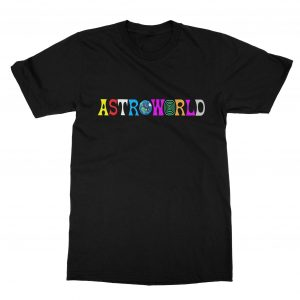 astroworld t shirt front