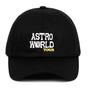 Astroworld tour hat front