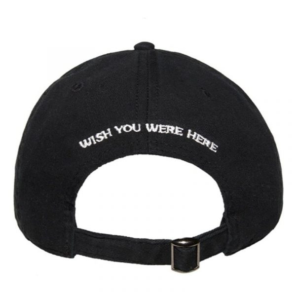 wish you were here hat back