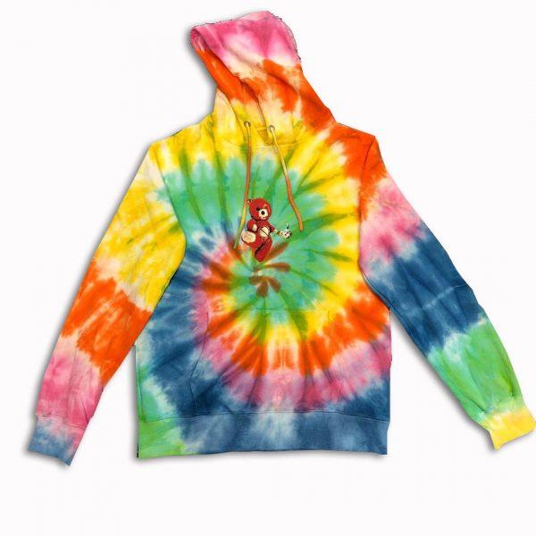 astroworld hoodie travis scott Tie Dye