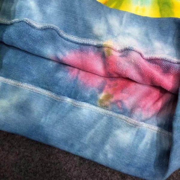 Astroworld Tie Dye Hoodie quality