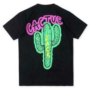 Cactus Jack shirt back