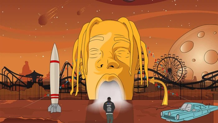 Astroworld Amusement Park