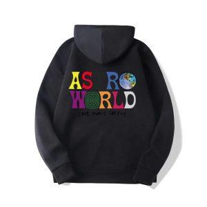 astroworld hoodie back