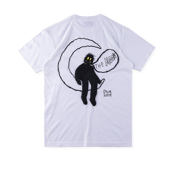 Astroworld DSM Moon shirt back