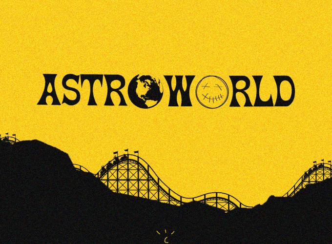 Rarest Items from Astroworld Merch