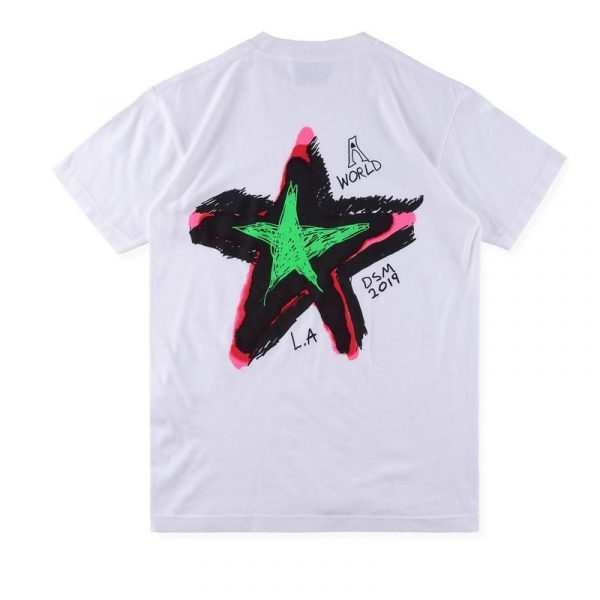 DSM Exclusive Star shirt Astroworld LA Capsule