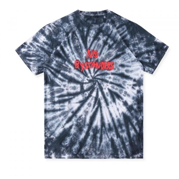 Astroworld No Bystanders Gray shirt front