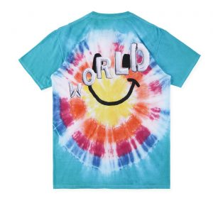 Smiley shirt back