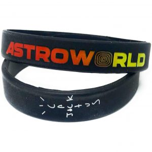 Astroworld Merch Bracelet Cactus Jack