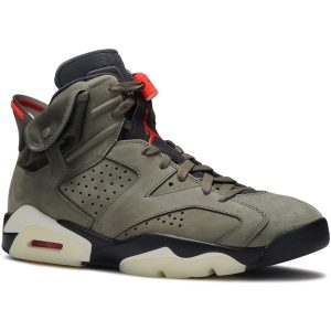 Air 6 Retro Cactus Jack Jordan Shoes