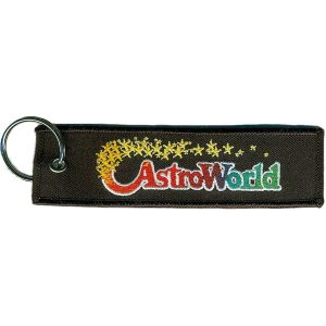 Astroworld Keychain Travis Scott