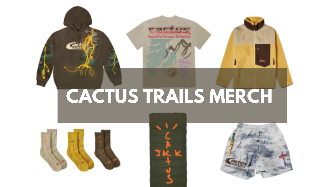 Cactus Trails Merch